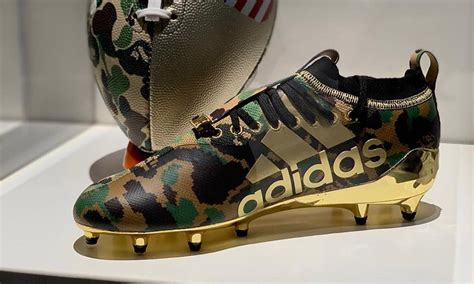 bape x adidas an official look at their football collection