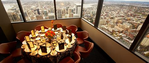 Dining Room Sets Dallas by Columbia Tower Club Seattle Wa