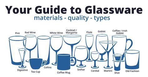 barware glasses guide pictures on glassware easy diy decorations