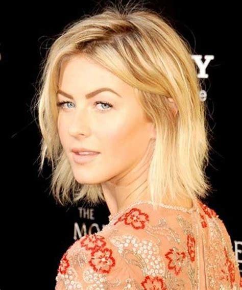 julianne houghs mid length bob 20 chic short medium hairstyles for women bob hairstyles