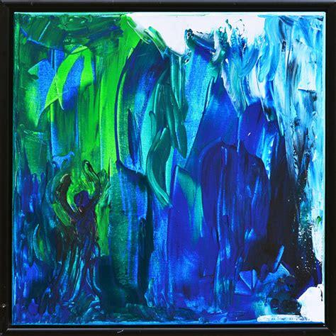 Groen Blauw Kleur by Blauw Groen