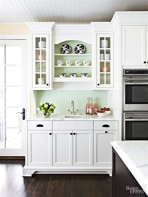kitchen tidy ideas green backsplash ideas cottage kitchens cottage style