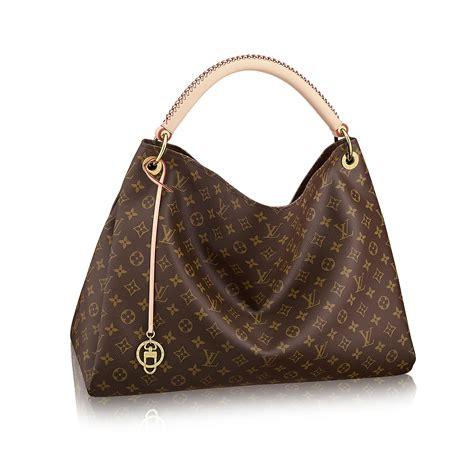 Are Louis Vuitton Bags Handmade - louisvuitton louis vuitton artsy mm lg monogram
