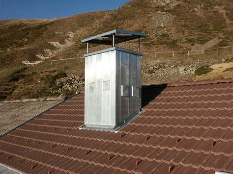 camini di ventilazione griglie di aerazione per camini idee di design per la casa