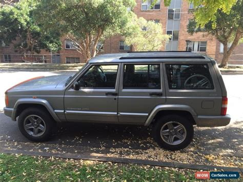 jeep xj grey jeep xj grey 28 images purchase used 2000
