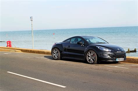 peugeot rcz r black peugeot rcz r 2015 term test review car magazine