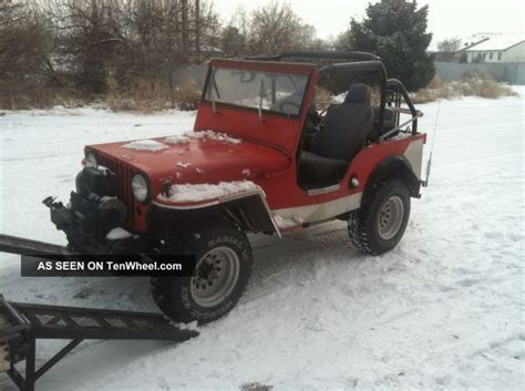 1946 Willys Jeep Specs 1946 Willys Jeep