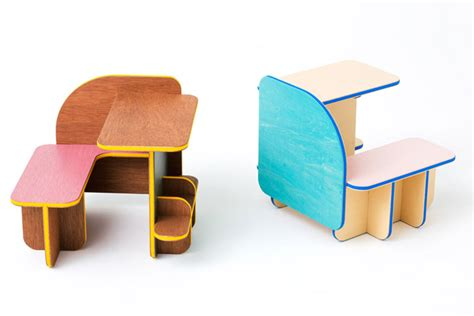 Childrens Furniture by Table 187 Retail Design