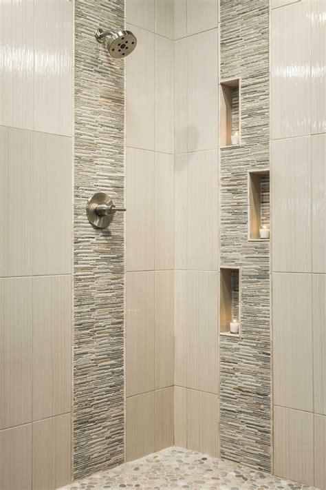bathroom shower tile pinteres