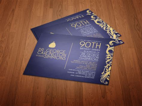 Invitation Layout Inspiration | images for gt corporate invitation design pinteres