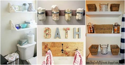 unique bathroom storage ideas 18 creative bathroom storage ideas how to instructions