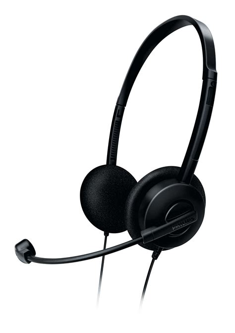 Headset Philips pc headset shm1500k 93 philips