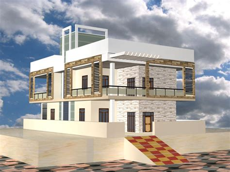 india house in 3ds max studio design gallery best