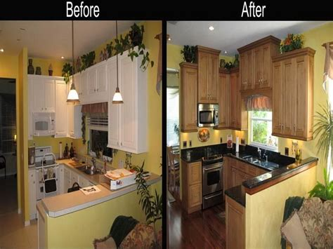 before and after kitchen remodels home decor