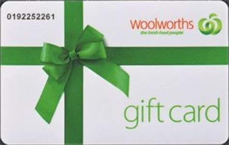 Woolies Gift Cards - gift card green ribbon woolworths australia woolworths col wow508001qff r 05