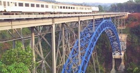 desain jembatan sederhana desain jembatan baja desain properti indonesia