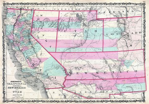 colorado and new mexico map original file 5 000 215 3 509 pixels file size 4 71 mb
