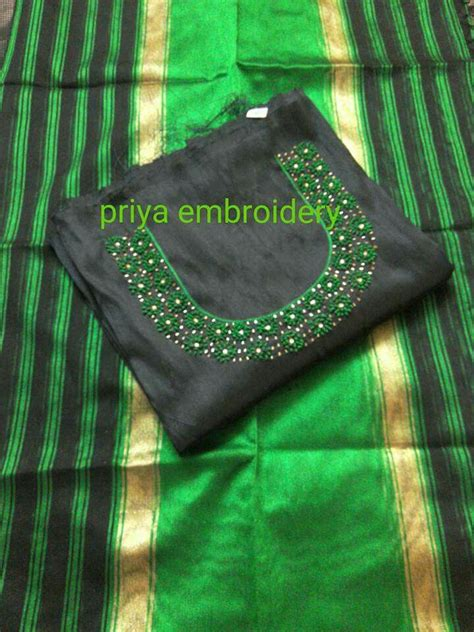 geeta pattern works rajkot pin by deepa on simple sarees with beautiful blouse