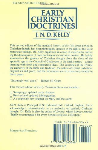 Christian Doctrine Revised Edition early christian doctrines revised edition gamerbunk