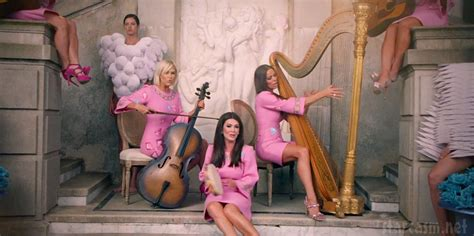carlton gebbia house video photos real housewives star in lady gaga s g u y music video