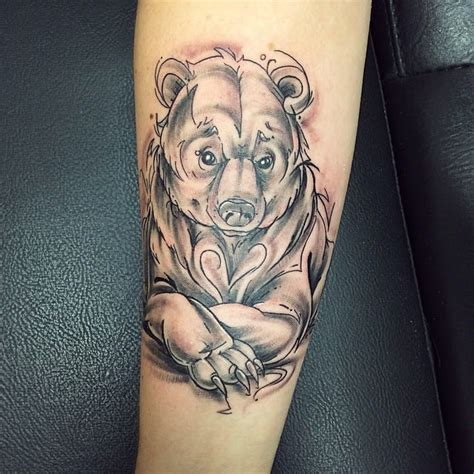 baby bear tattoo baby creativefan