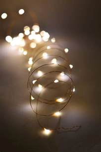 led strings of lights outdoor lights 20 ft battery op 60 warm white led