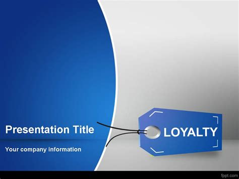 template for powerpoint free blue powerpoint template 5 แจก powerpoint template สวยๆ