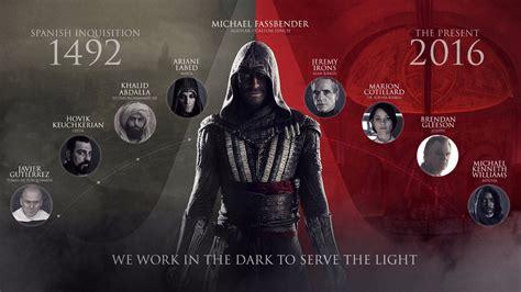 film assassin s creed siap tayang desember 2016 assassin s creed rilis sebuah poster baru gwigwi