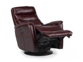 Leather Swivel Recliner Flexsteel Living Room Leather Power Swivel Gliding