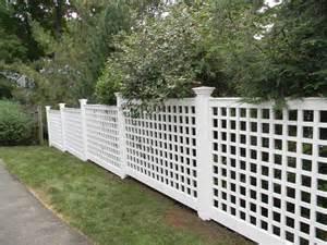 Pvc Trellis Panels Best 25 Privacy Fence Panels Ideas On