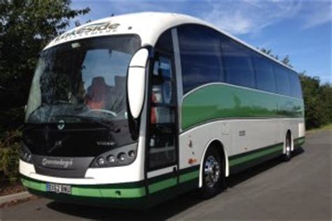 lakeside coaches adds  volvo br bus