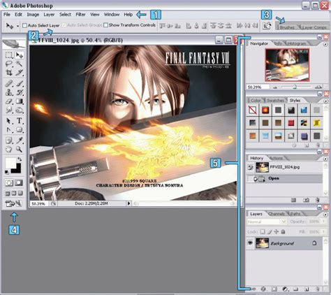 tutorial photoshop adalah photoshop mengenal dasar dasar photoshop