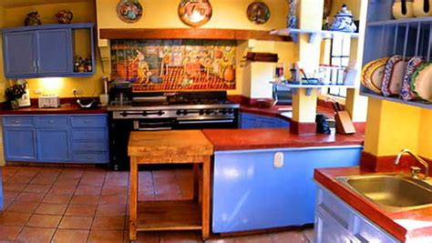 mexican kitchen ideas styles colors on mexican