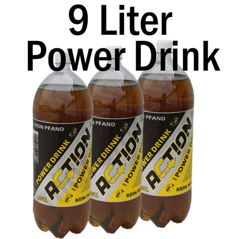 energy drink 2 liter power energy drink 9 liter pfandfrei 1l 0 89 ebay