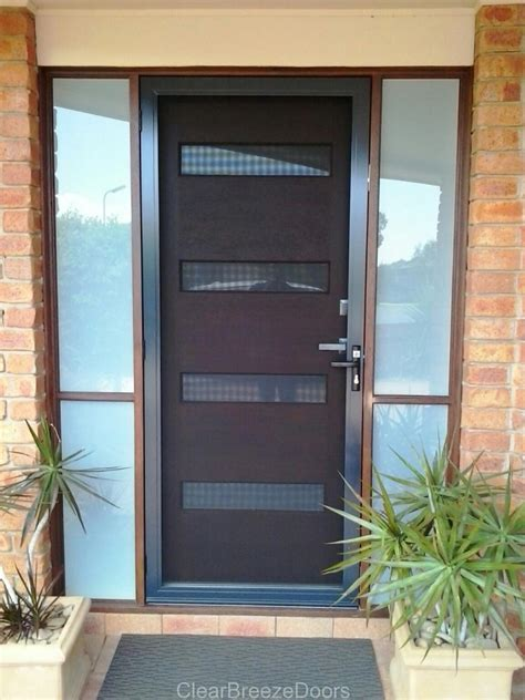 Security Front Doors For Homes Aluminium Steel Security Screen Doors Melbourne Lock Repairs Service