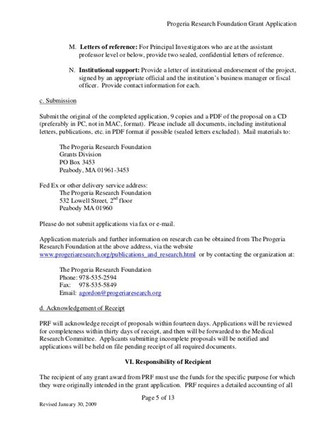 Sle Letter Institutional Support Grant Research Grant Application Guidelines 61 5kb Pdf