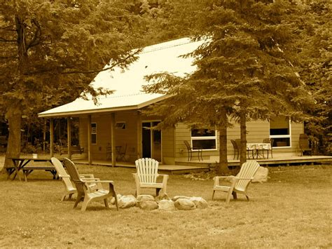 Maple Leaf Cabins by Maple Leaf Lodge On Moose Lake Nestled In The Vrbo
