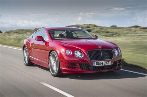 bentley continental gt 2015 2015 bentley continental gt speed fastest production model yet