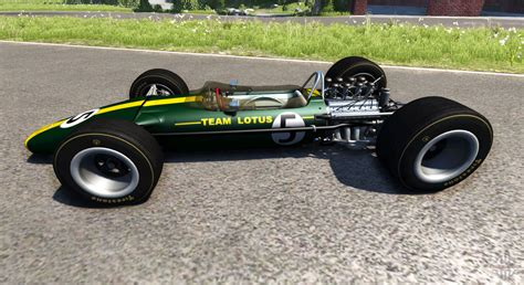 Car Types Of Drive by Lotus Type 49 1967 For Beamng Drive