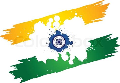 Graphic Design Jobs From Home indian tri color national flag in orange or saffron white