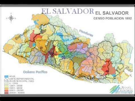 el salvador en el mapa mundi mapa de el salvador youtube