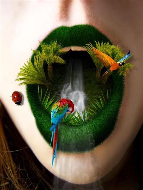 imagenes increibles con photoshop 15 obras incre 237 bles inspiradas en la naturaleza paperblog