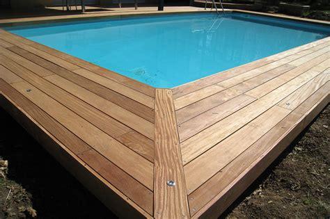 quel bois pour terrasse piscine 4006 terrasse piscine bois orleans maison design trivid us