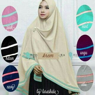 jilbab bergo jumbo fisura pita jumbo bahan jersy tebal lembut ready semua warna pokonya