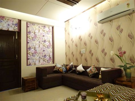 Interiors of a Sample Flat by kirat dhillon, Architect in Chandigarh,Chandigarh, India