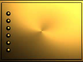 gold template gold metalic 1024x768 backgrounds for powerpoint slides