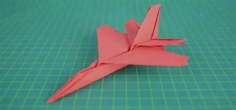 Plane With Paper - how to fold paper airplane f16 fighting falcon 171 origami