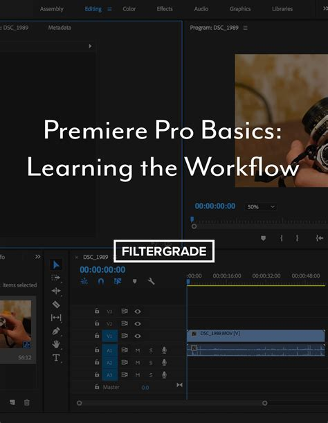premiere pro workflow filtergrade photography tips photo editing