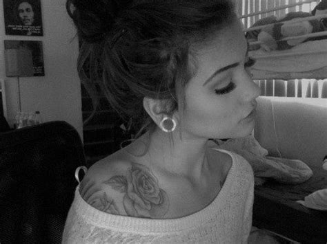 tattoo placement tumblr rose tattoo designs for girls on shoulder cute rose tattoo