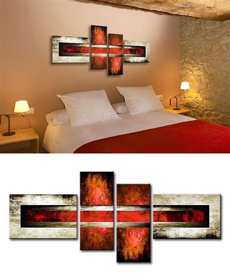 cuadro abstracto ma 001 cuadro abstracto rojo pintura pinterest